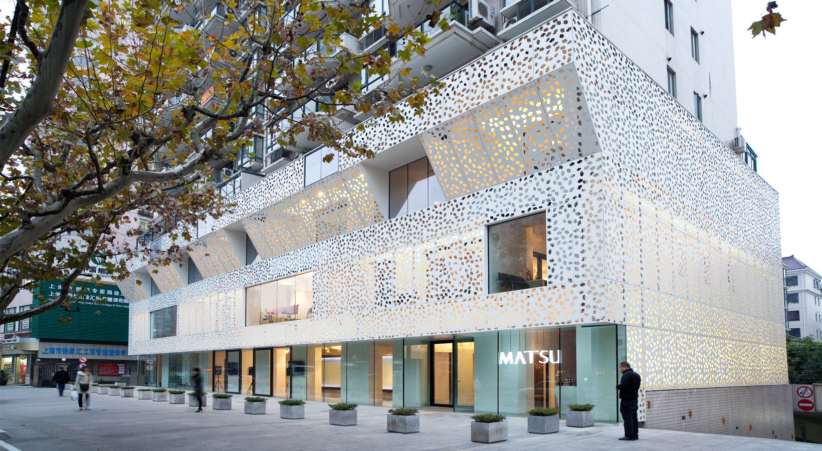 Tienda Matsu / EXH Design