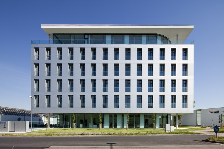 Headquarters Siegle + Epple / Spacial Solutions, © Dirk Altenkirch