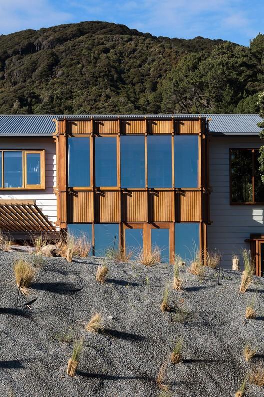 Dickinson House  / Studio Pacific Architecture, © Patrick Reynolds