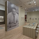 Exhibition of A. Quincy Jones: Building for Better Living at UCLA Hammer Museum. Image © Brian Forrest