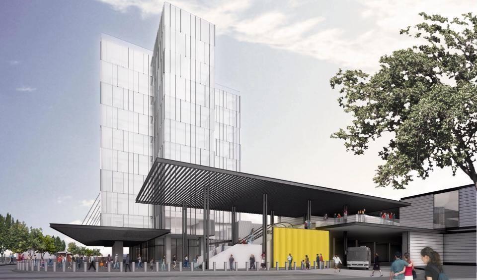 Se construirá Cetram Cuatro Caminos / CC arquitectos, Courtesy of Manuel Cervantes Céspedes