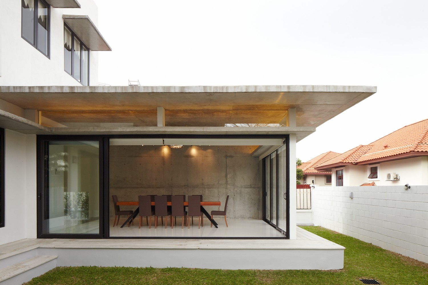 Gallery Of Voila House Fabian Tan Architect 4