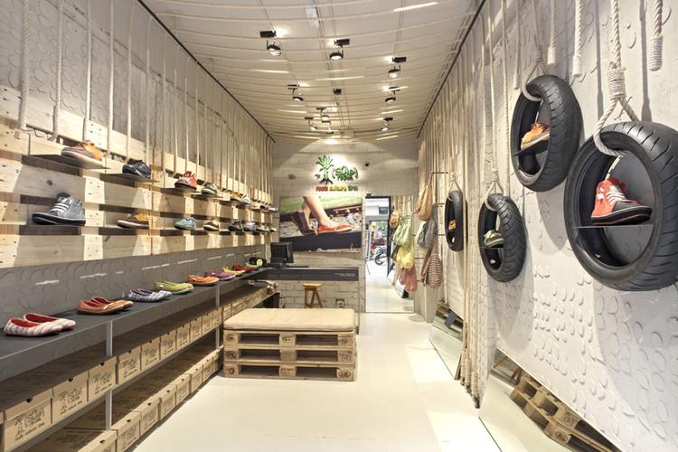 Reciclar paso a paso / Dom Arquitectura + Asa Studio, © Jordi Anguera
