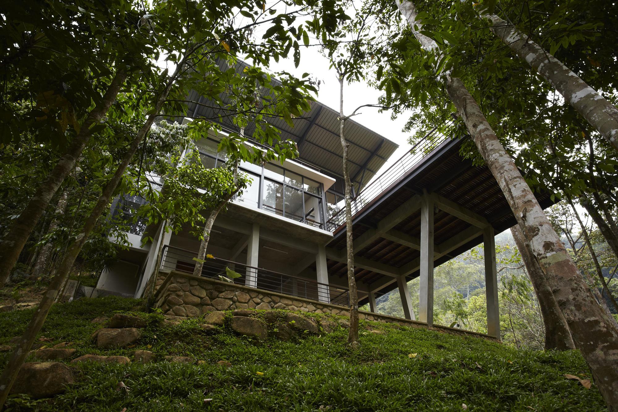 Hillside House Designs Uk