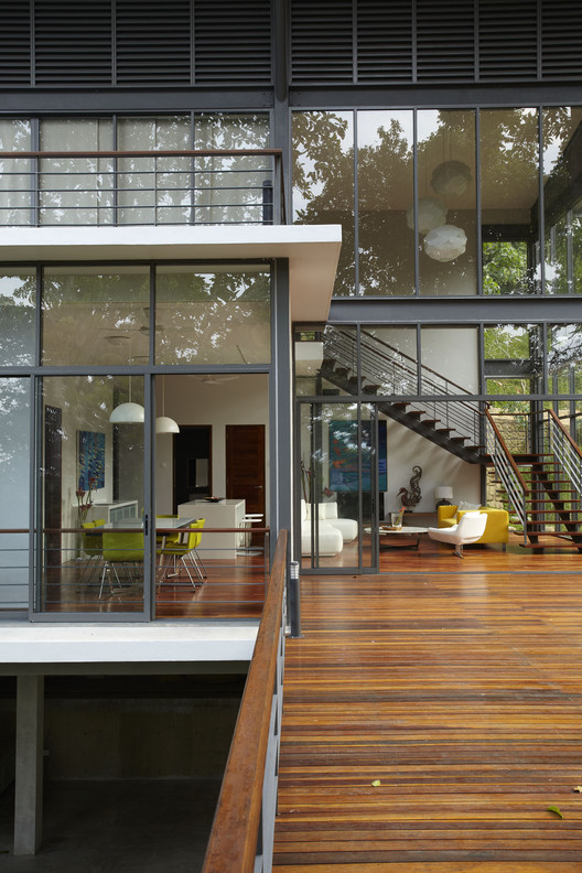 The Deck House Choo Gim Wah Architect Archdaily