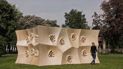 HygroSkin-Meteorosensitive Pavilion / Achim Menges Architect + Oliver David Krieg + Steffen Reichert