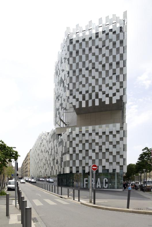 Centro de Arte Contemporânea – FRAC / Kengo Kuma & Associates
