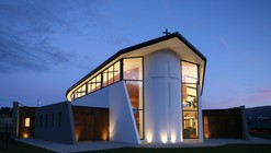 Wanaka Catholic Church / Sarah Scott Architects Ltd