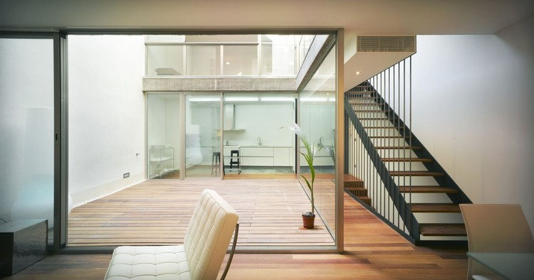 TERESA-HOUSE / Rocamora Arquitectura, © David Frutos