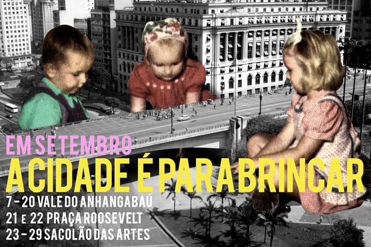 A Cidade é para Brincar - Basurama Brasil