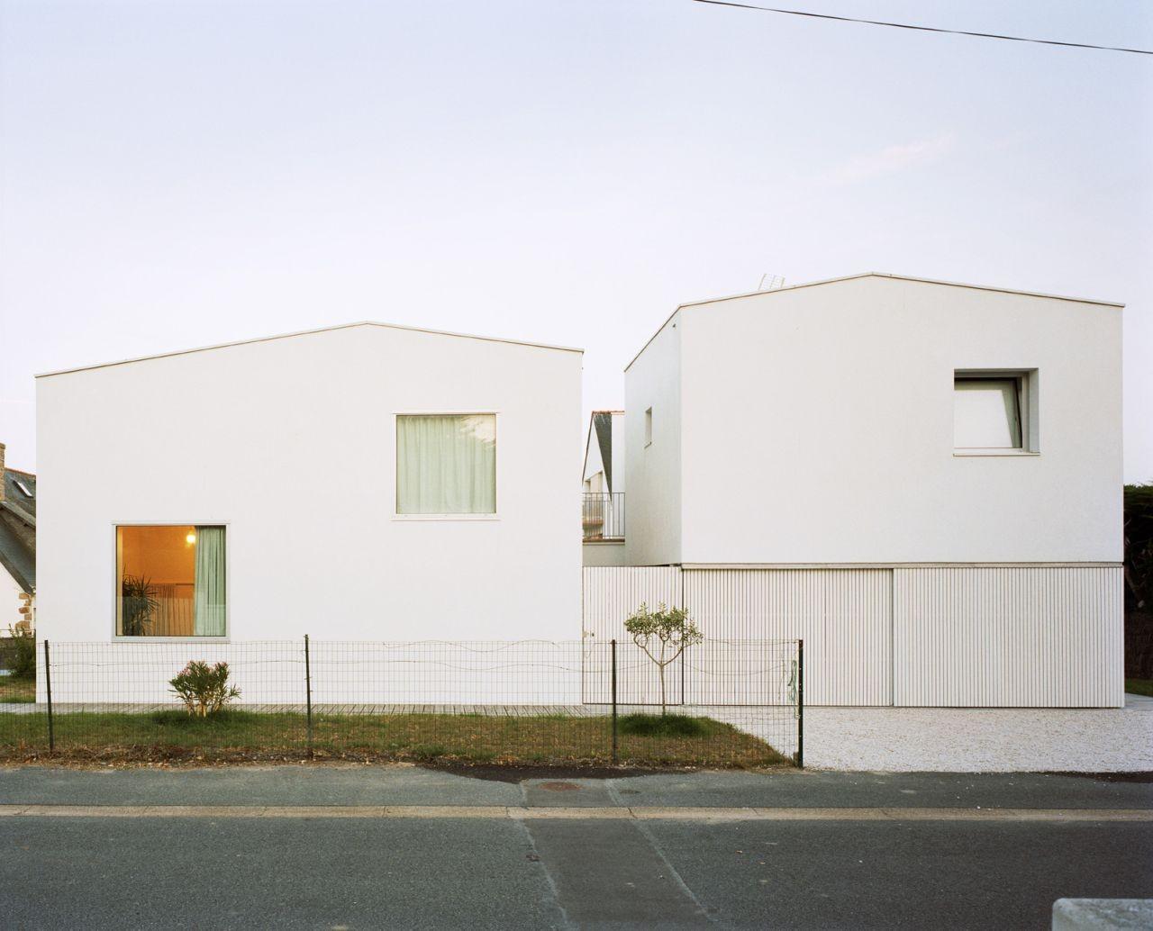 2 Houses & 2 Studios / RAUM, © Audrey Cerdan