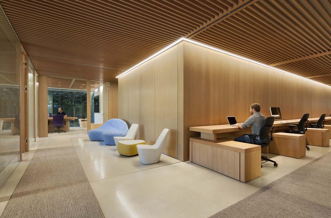 Gallery Of Venture Capital Office Headquarters Paul