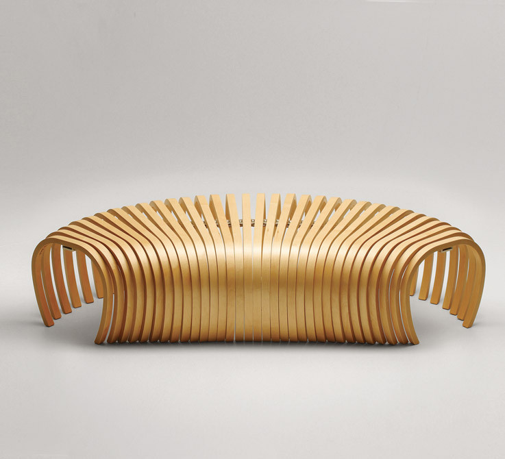 Banca Ribs / Stefan Lie - Design By Them, © Pete Daly