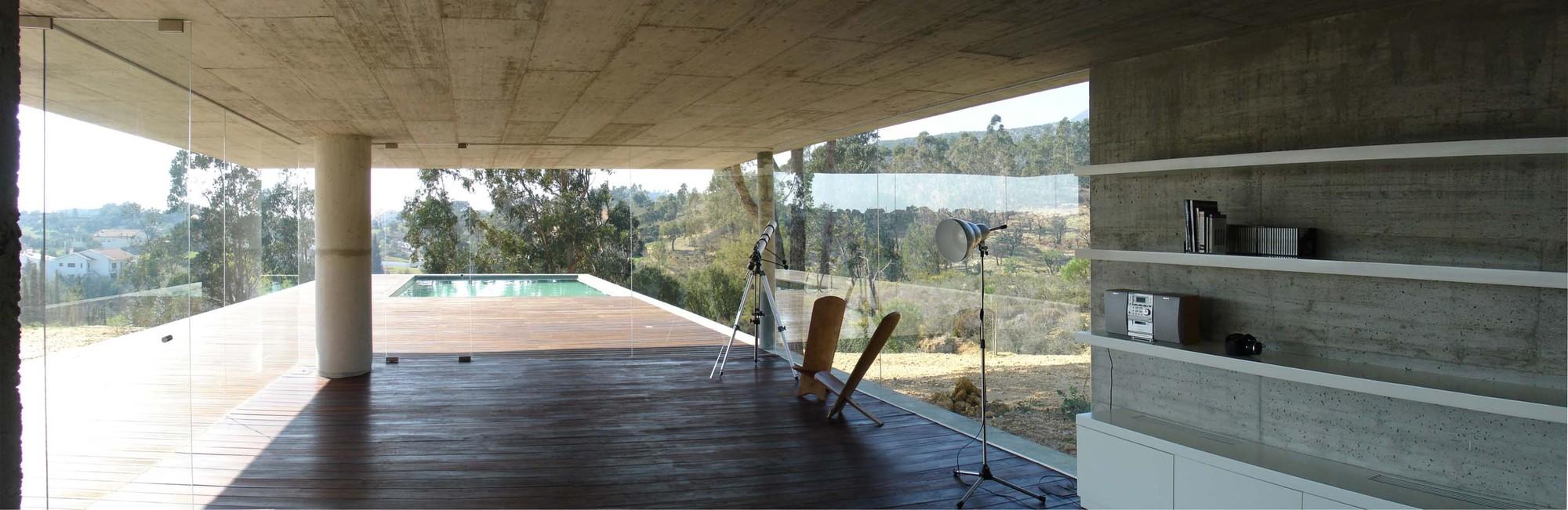 galeria de casa em pedrog o phyd arquitectura 4. Black Bedroom Furniture Sets. Home Design Ideas