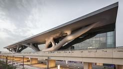 Centro nacional de Convenciones Qatar / Arata Isozaki