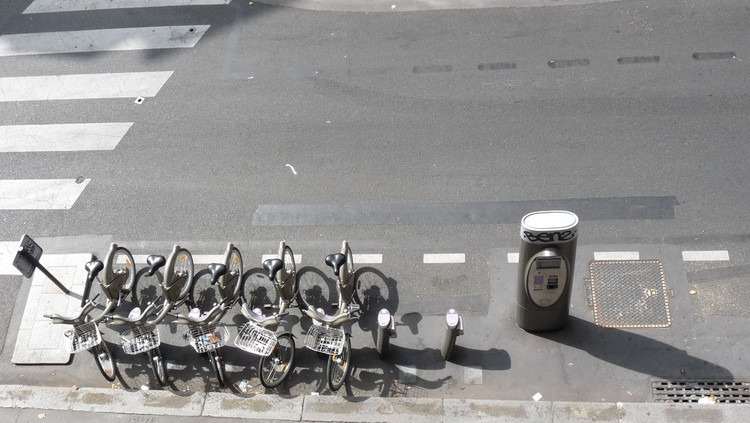 A cidade como laboratório de inovação: o caso dos usuários das bicicletas públicas de Paris