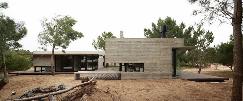Carassale House / BAK Architects, © Gustavo Sosa Pinilla