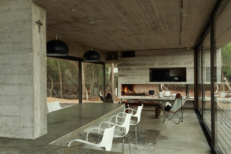 Gallery of carassale house bak architects 3 - Ideas para suelos de interior ...