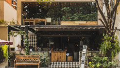 Restaurante Le Manjue Organique  / Flávia Machado
