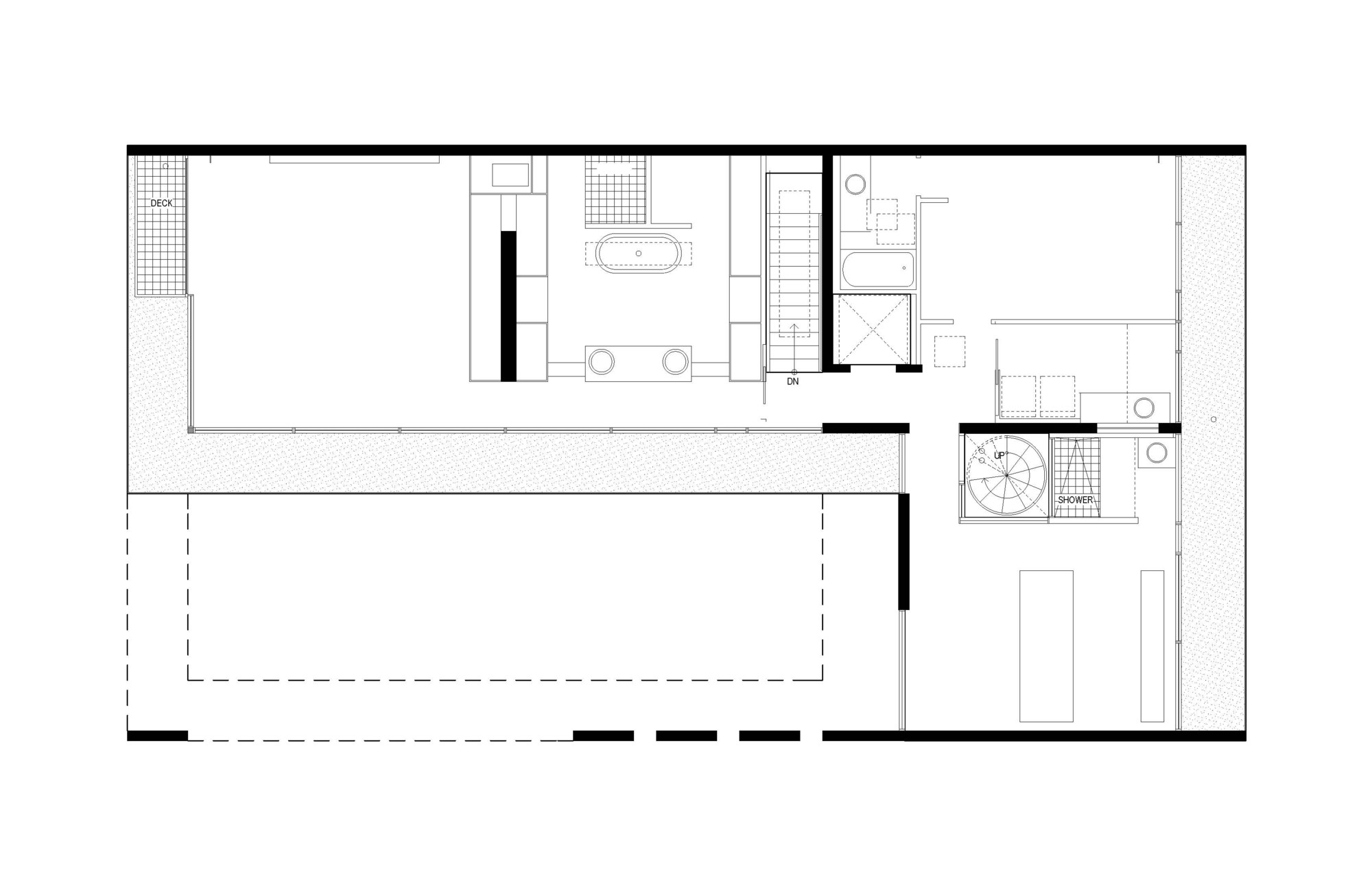 Gallery of the cresta jonathan segal faia 25 for 3000 sq ft commercial building plans