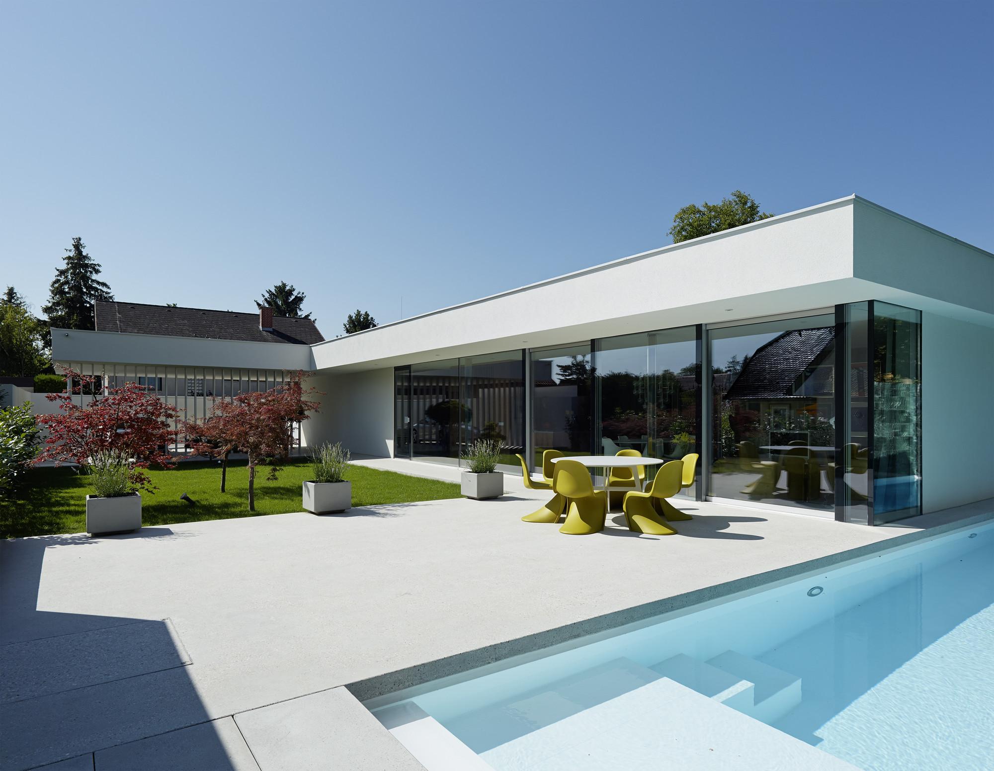 House A&B / Smertnik Kraut Architekten, © Bruno Klomfar