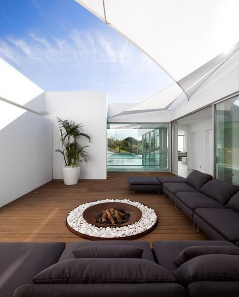Exterior Architectural Design House: Gallery Of Villa Escarpa / Mario Martins Atelier