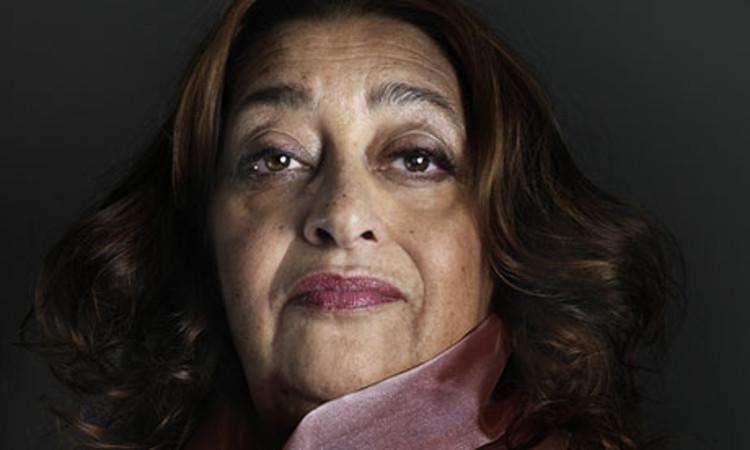 Zaha Hadid: A Fama Internacional Têm um Custo?, © Marco Grob, via The Guardian