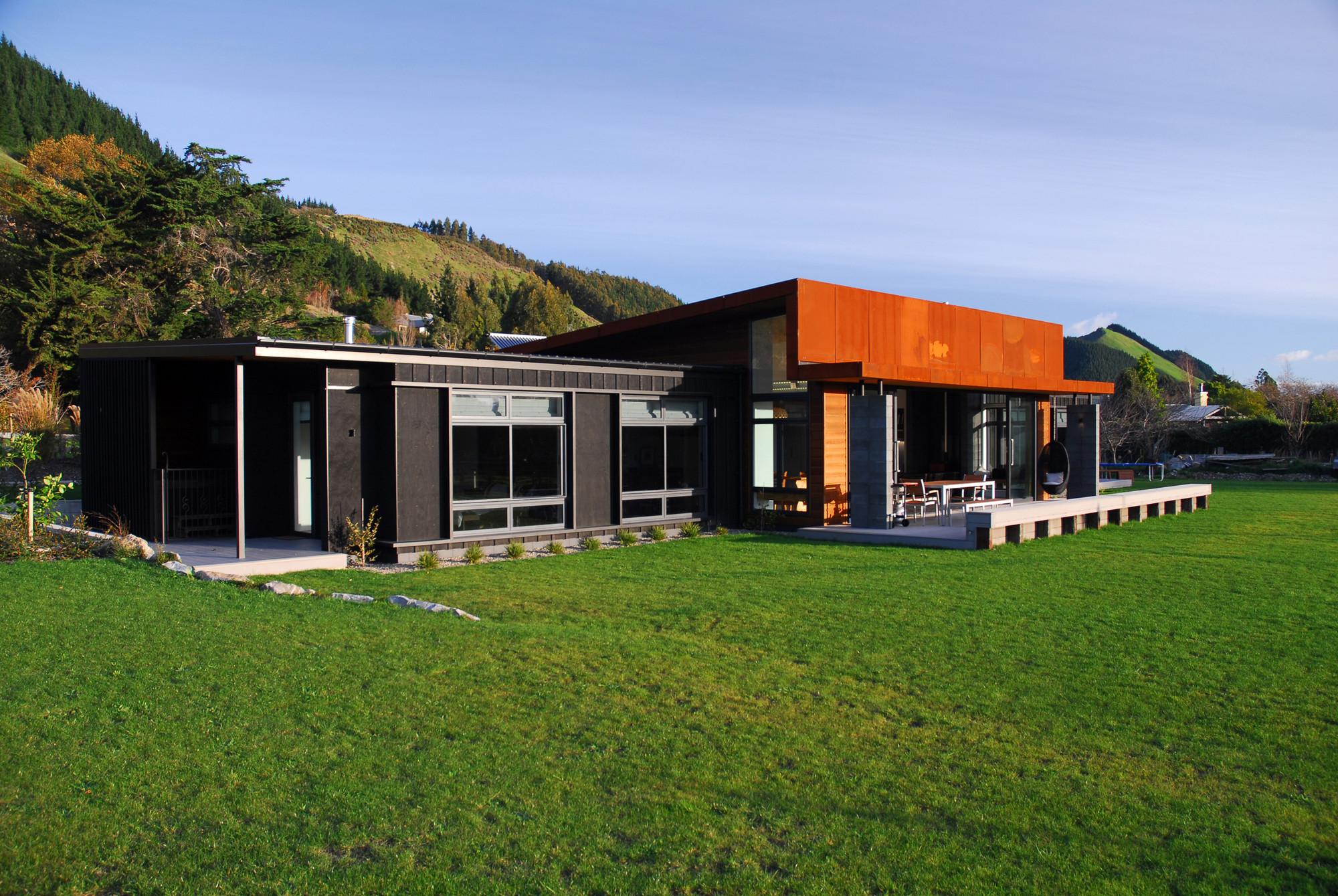 Radman Brown House / Guy Herschell Architects, © Guy Herschell