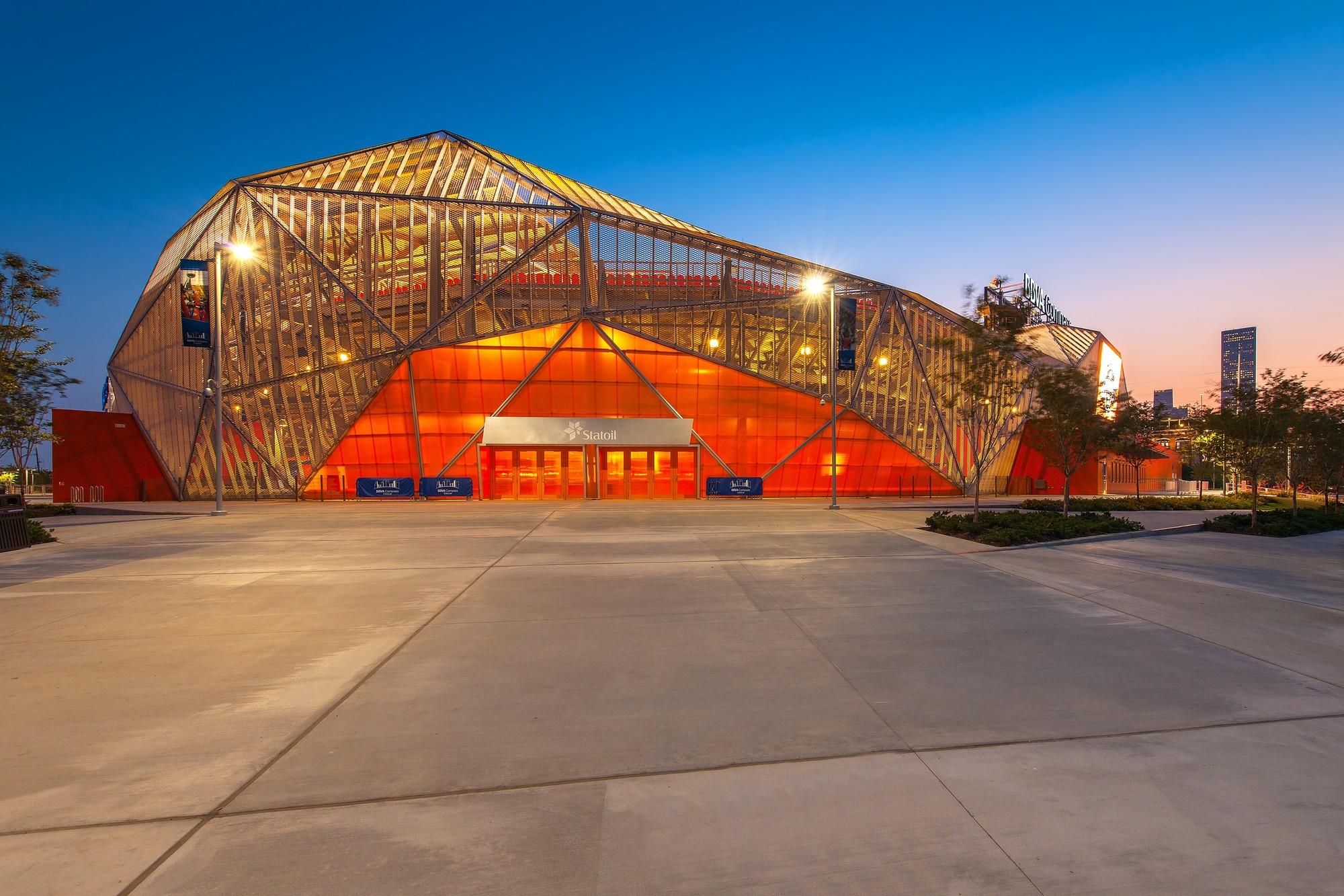 Gallery Of Bbva Compass Stadium Populous 6