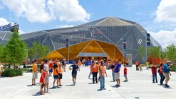 BBVA Compass Stadium / Populous