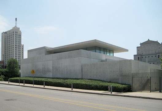 The Pulitzer Foundation. Image © <a href='https://commons.wikimedia.org/wiki/File:Pulitzerfoundation.jpg'>Wikimedia user Garfield226</a></noindex></noindex> Licensed under <noindex><noindex><a target=