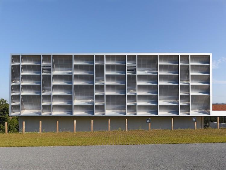Guingamp / Agence d'Architecture Robert et Sur, © Stéphane Chalmeau