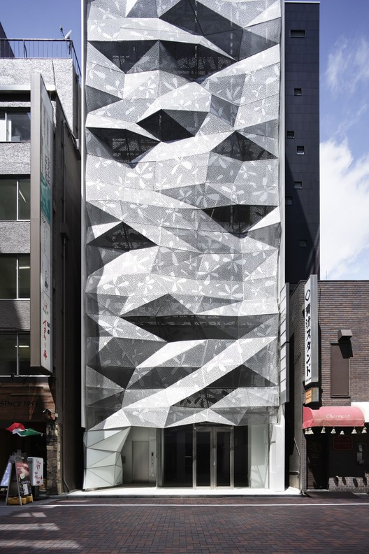Dear Ginza / amano design office, © nacasa & partners Inc.