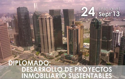 Diplomado en Desarrollo de Proyectos Inmobiliario Sustentables / CAM-SAM, Cortesía de CAMSAM
