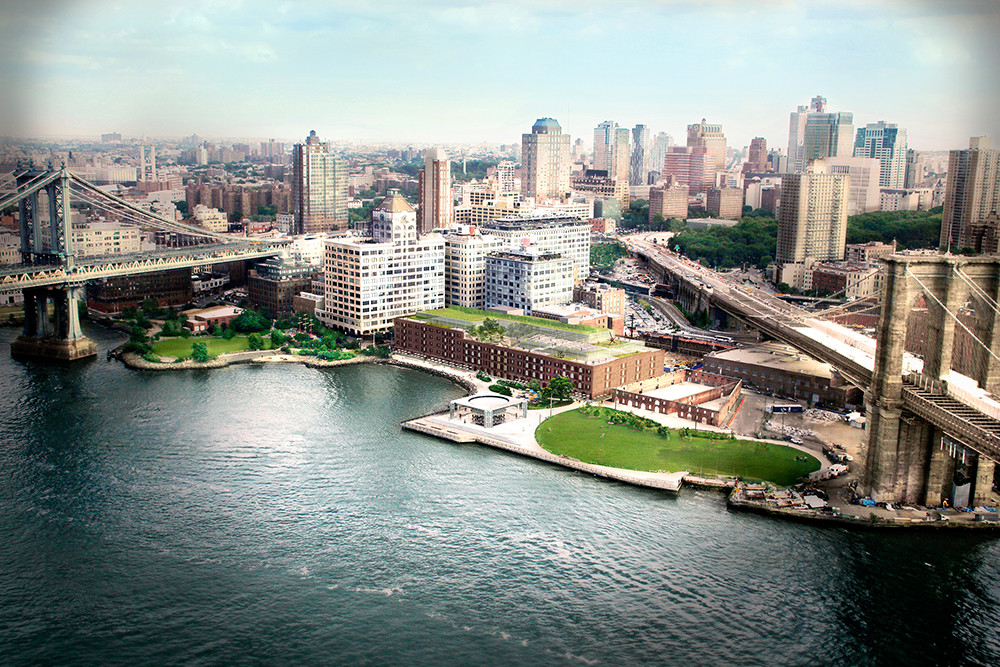 Reviving Brooklyn's Waterfront, 19th Century Warehouses Evolve Into 21st Century Hubs, Courtesy of Studio V Architecture