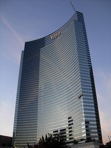 Vdara Hotel / Rafael Viñoly Architects'.
