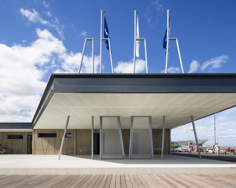Yachting Club Sud Goelo in Binic / Studio 02, © Luc Boegly