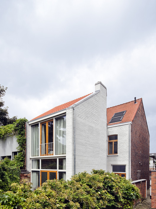 House extension Mortsel / Bovenbow, © Karin Borghouts