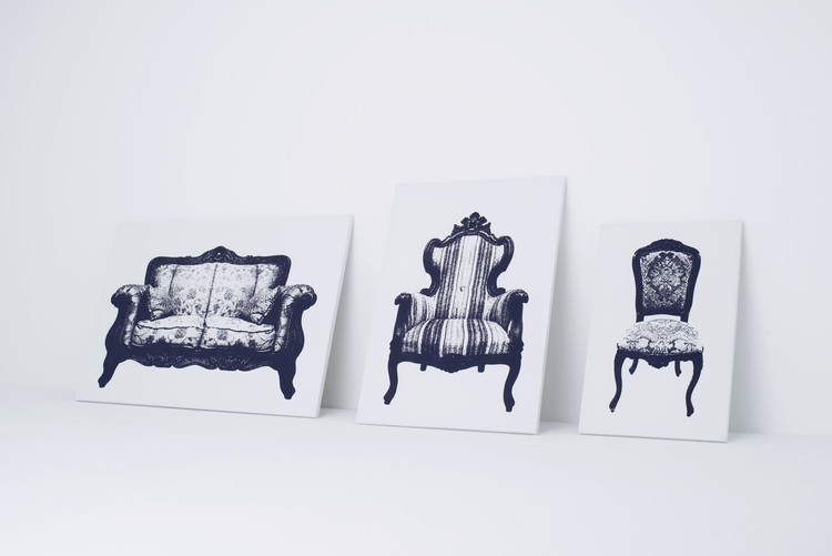 Cadeira Canvas / YOY, ©  Yasuko Furukawa