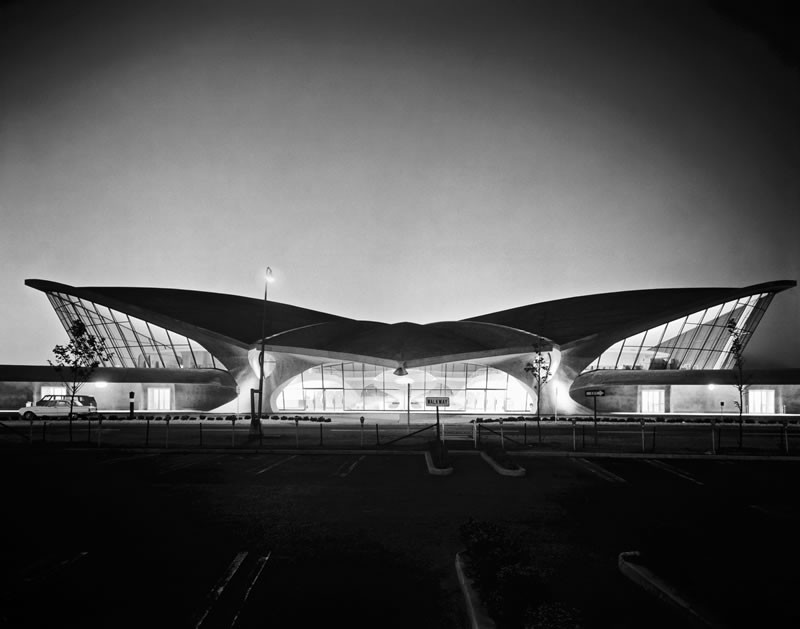 André Balazs Tapped to Transform JFK's Historic TWA Terminal, AD Classics: TWA Terminal / Eero Saarinen. Image © nyc-architecture.com