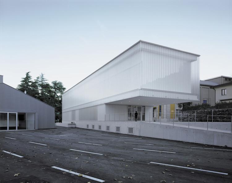 Max Museo / Durisch + Nolli Architetti, © Gianpaolo Minelli