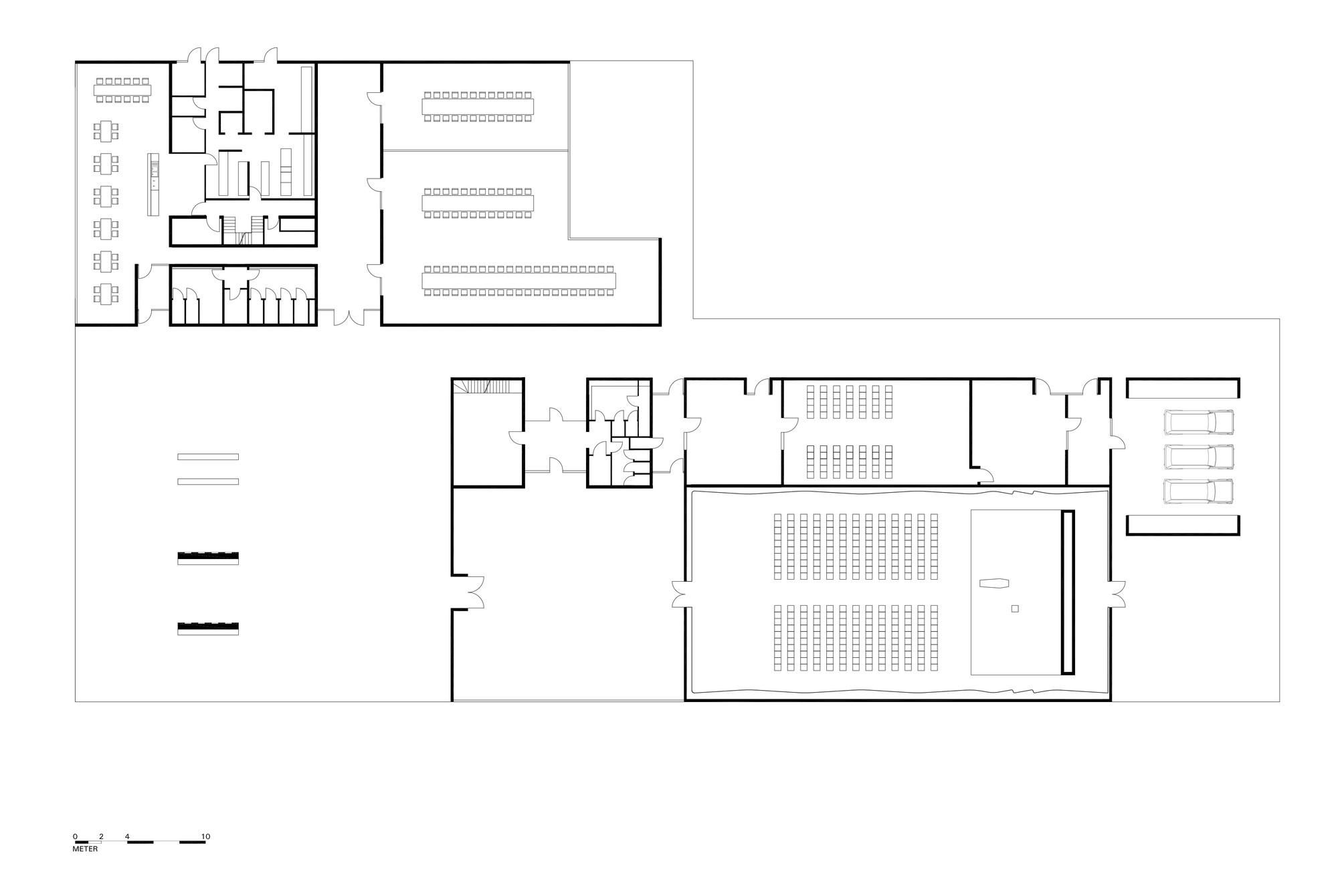 gallery of crematorium heimolen    kaan architecten