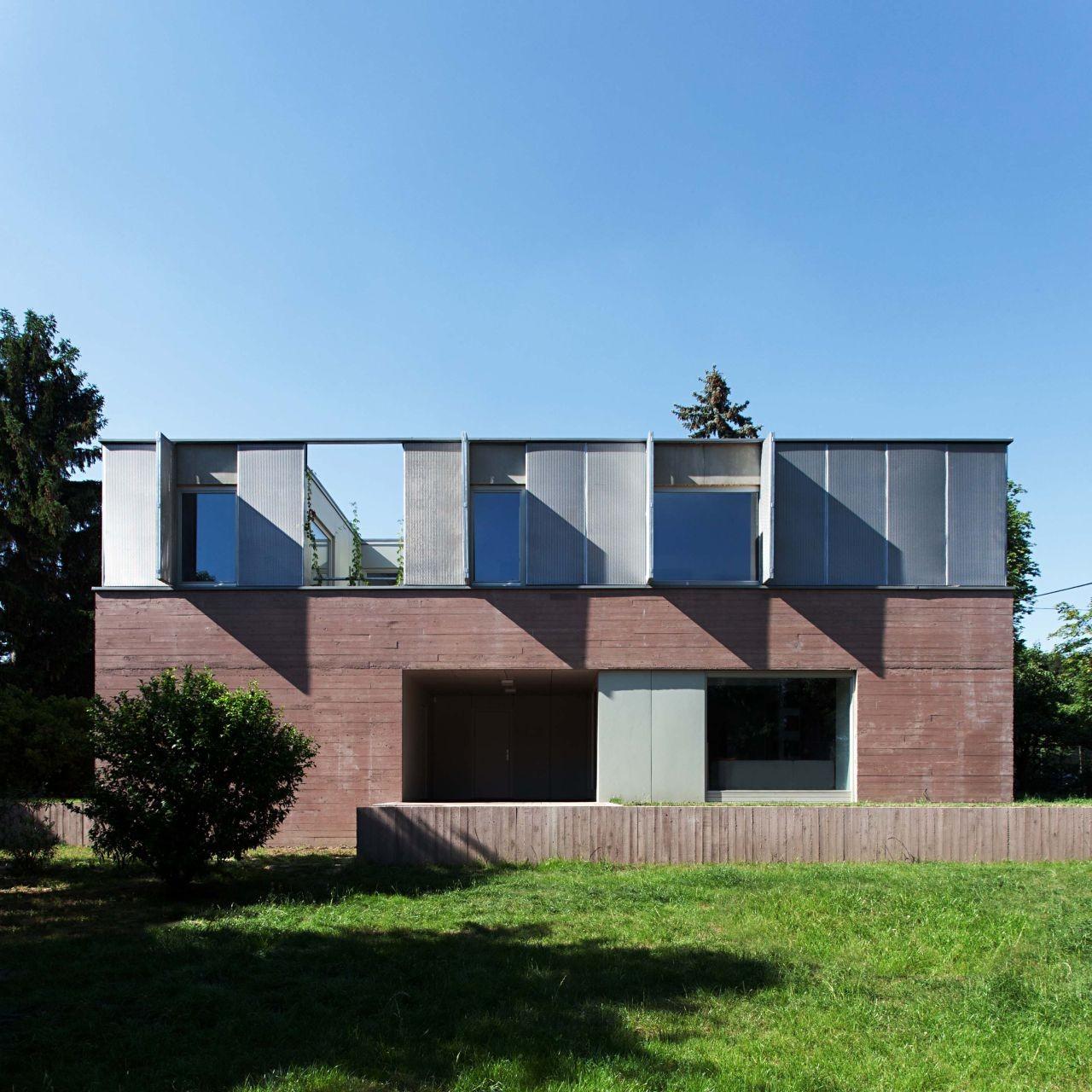 House in Budapest / ZSK Architects, © Tamás Bujnovszky