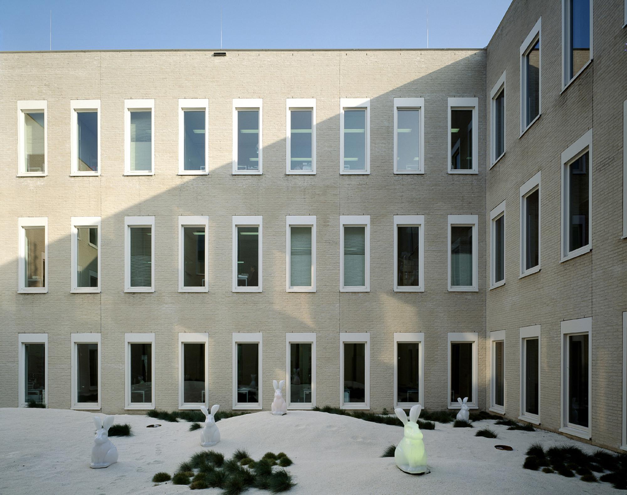Instituo Forense de Holanda / Claus en Kaan Architecten