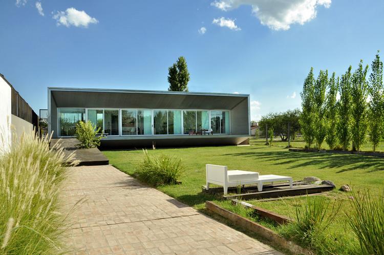 Casa RM / Estudio M + N, © Manuel Pascual
