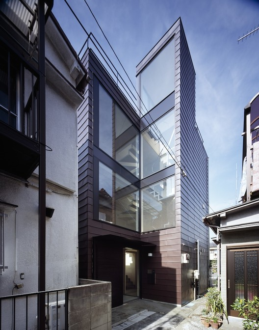 Alley / APOLLO Architects & Associates, © Masao Nishikawa
