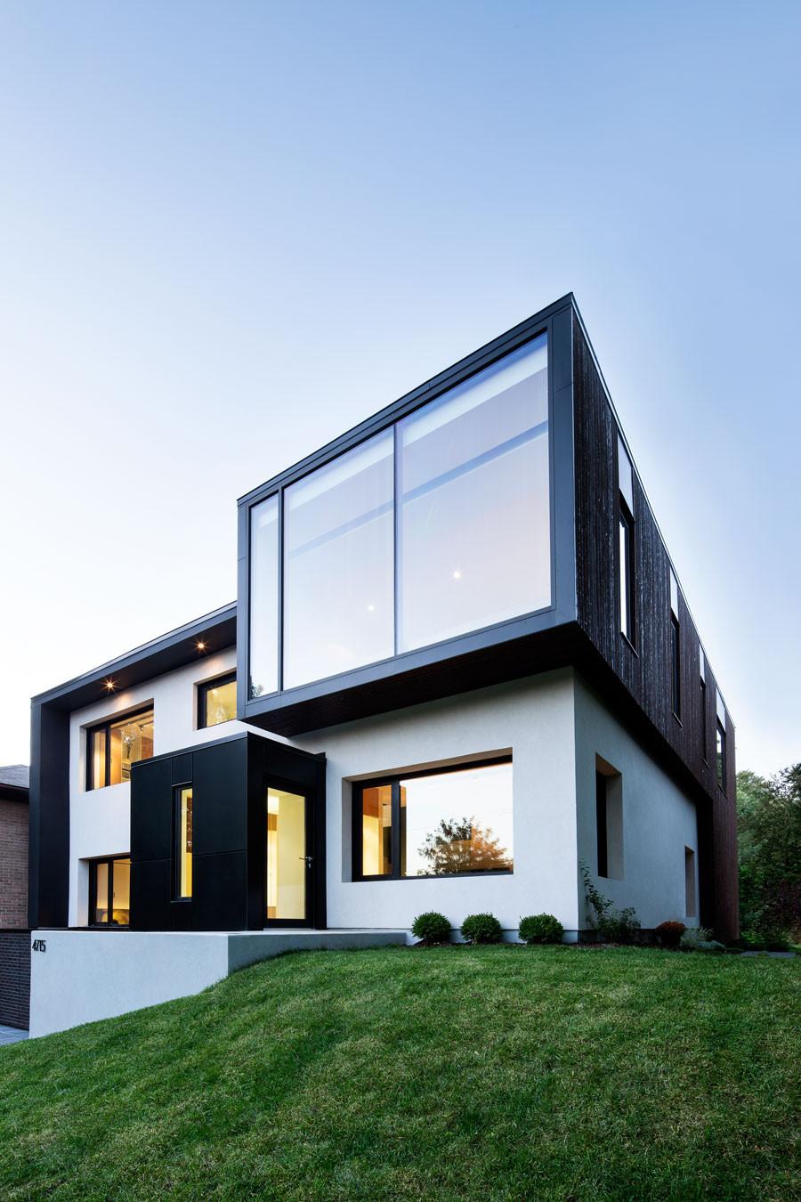 52328236e8e44e876600005f Connaught Residence Naturehumaine Photo on Modern House Exterior Design