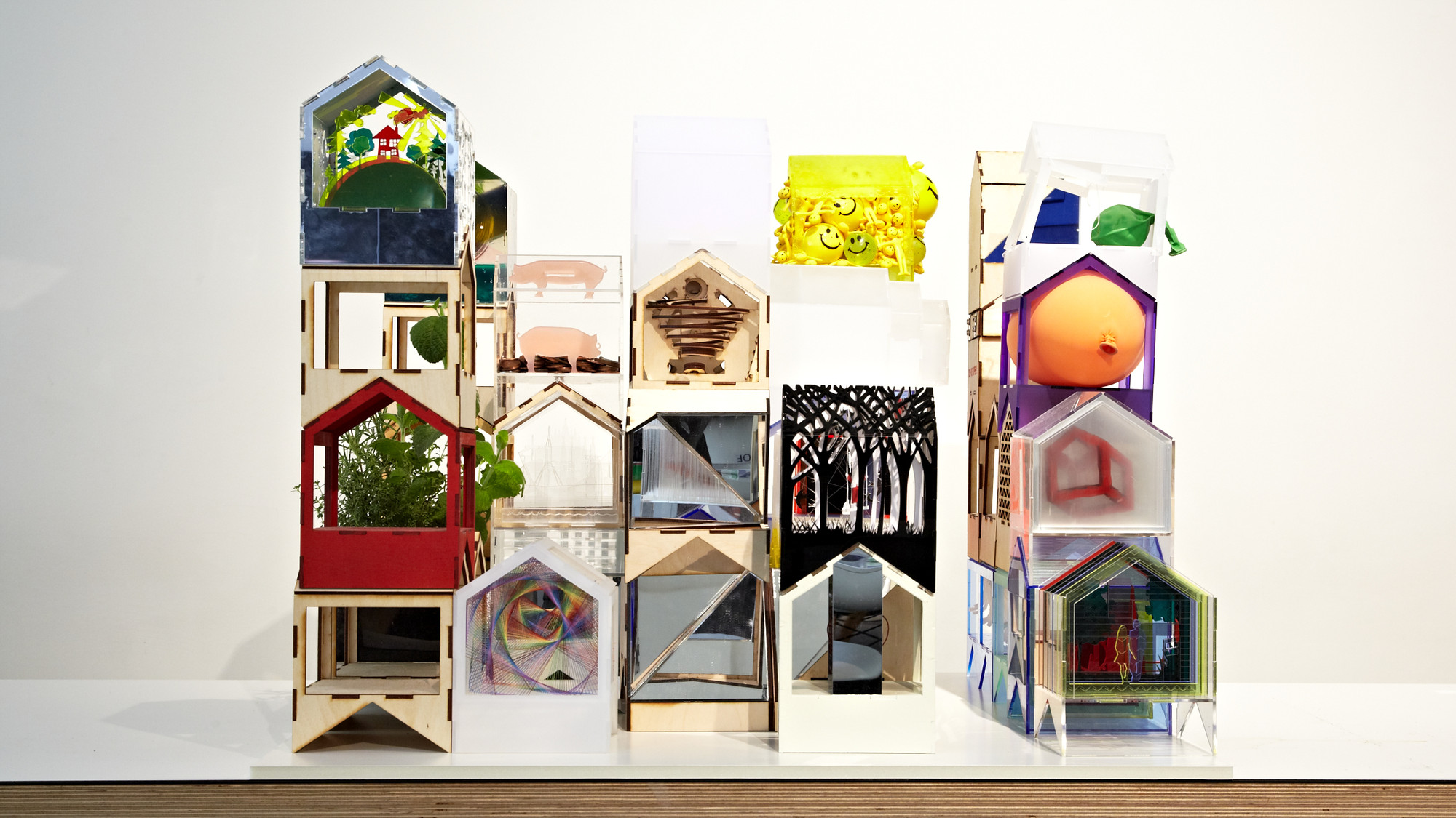 Gallery Of 20 Architects Design A Dolls House For Kids 4