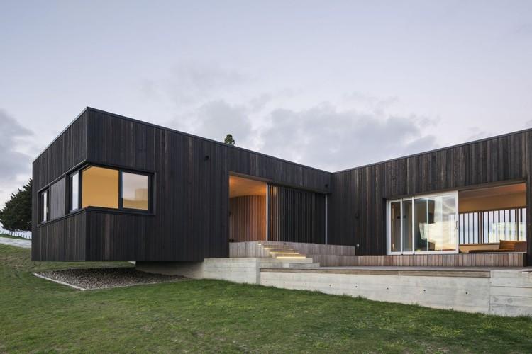 Granja en Te Hana / S3 Architects , © Patrick Reynolds