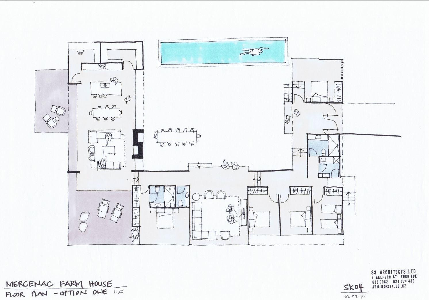 Te Hana Farmhouse S3 Architects